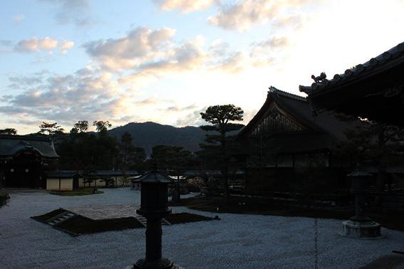 大覚寺ビフォー