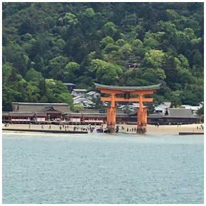 松島・天橋立・厳島神社